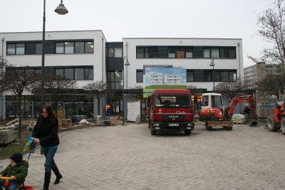 Öffnet heute: das neue Gesundheitszentrum am Dr.-Hans-Wolf-Platz 1 in der Pfingstweide. Hier finden Patienten ab sofort viele unterschiedliche Spezialisten